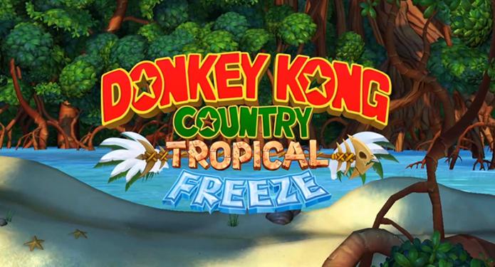 Donkey Kong Country: Tropical Freeze: dicas para sobreviver ao novo game para Wii U (Foto: Divulgação)
