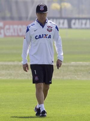 Mano Menezes Corinthians (Foto: Daniel Augusto Jr / Agência Corinthians)