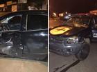 Suspeitos de roubar carro morrem em troca de tiros com a Rotam, em GO