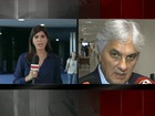 Delcídio interrompeu depoimento à PF após saber de críticas de Lula
