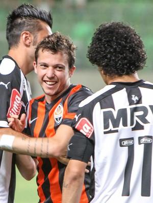 Bernard, Atlético-Mg x Shakhtar (Foto: Bruno Cantini / Flickr do Atlético-MG)
