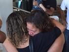 'Sempre a protegi', lamenta mãe de jovem morta no Morro dos Macacos