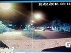 Motorista foge de blitz da Lei Seca, bate em carro da PM e acaba preso