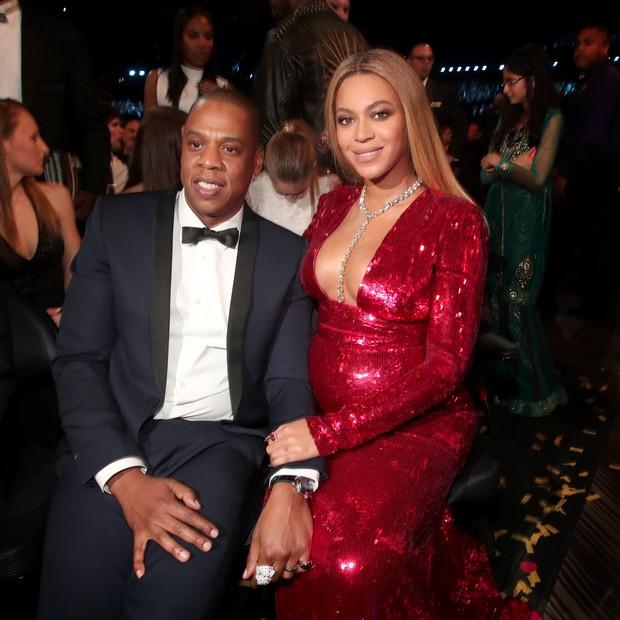 JAY Z e Beyoncé (Foto: Getty Images)