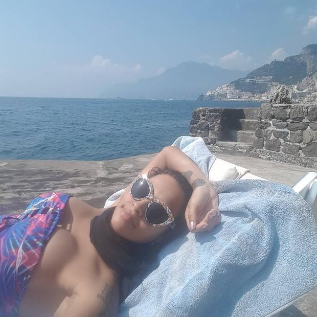 Ariadna Arantes (Foto: Instagram / Reprodução)