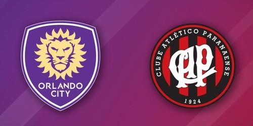 lgo atletico-pr orlando city parceria (Foto: Divulgação/Orlando City)