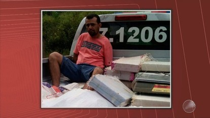 Vereador de Ubaitaba preso por acusação de tráfico de drogas está em Ilhéus