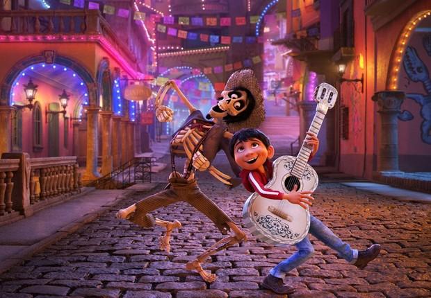 Viva, nova animação da Pixar (Foto: Divulgação)