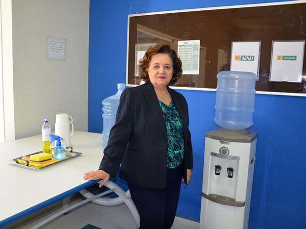 Petra Sanchez é doutora em Microbiologia pela Universidade de São Paulo (USP), especialista em saúde pública, professora da Universidade Presbiteriana Mackenzie e autora de vários livros na área ambiental (Foto: Marina Gadelha)