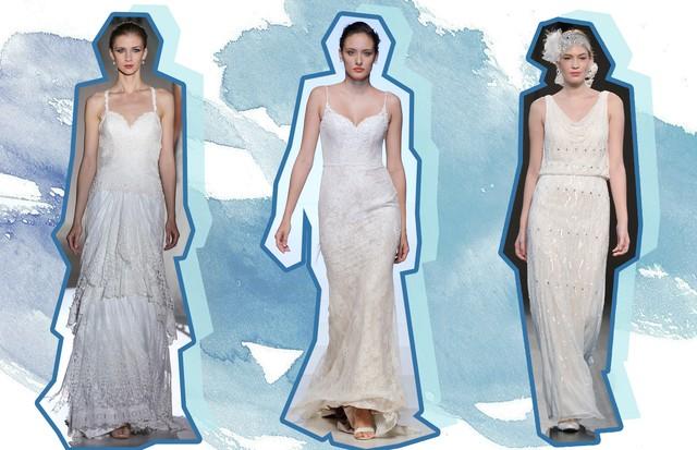 Vestidos de noiva: os melhores modelos para um casamento na praia (Foto: ImaxTree)