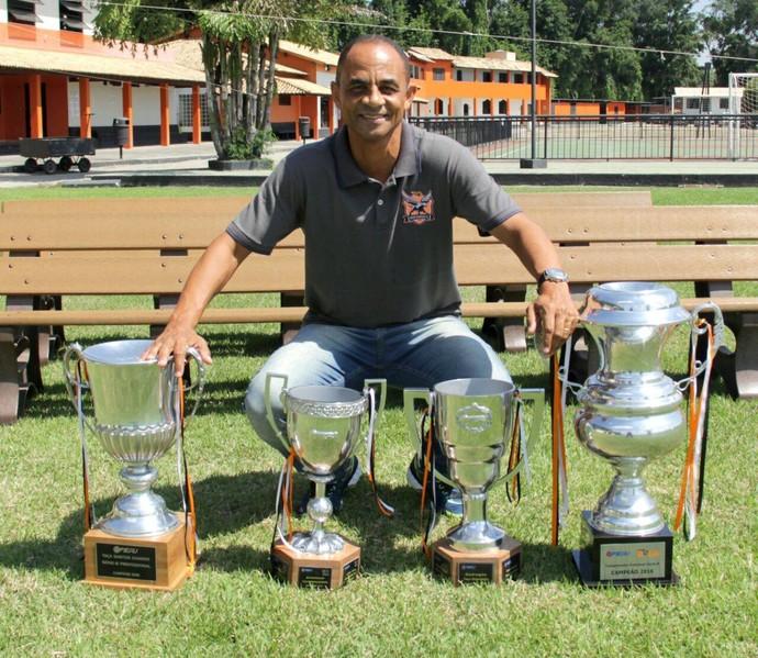 Edson Souza (Foto: Bernardo Gleizer/ NIFC)