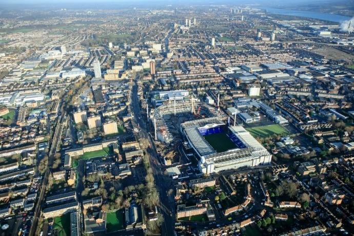 BLOG: Tottenham apresenta site com fotos, vídeos e informações sobre novo estádio