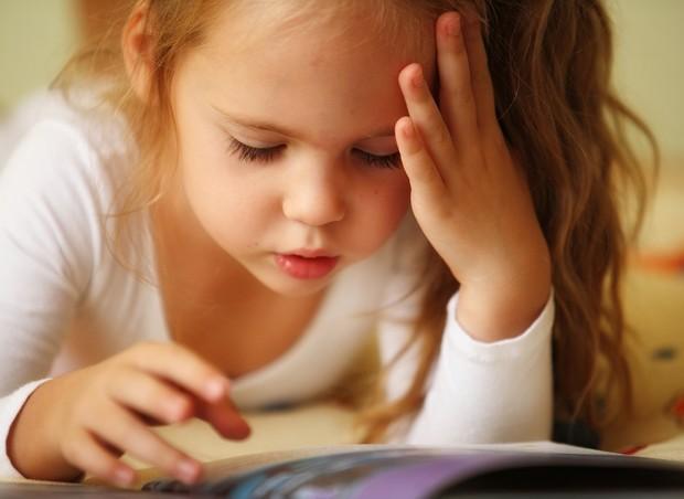 criança; leitura; livro; história (Foto: Shutterstock)