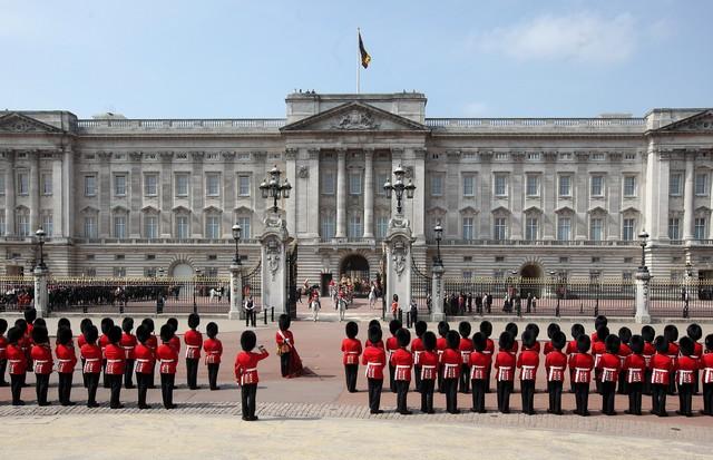 Palácio de Buckingham (Foto: Getty Images)