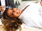 Antes de posar nua, Monique recorre a tratamentos estéticos