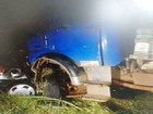 Balconista e estudante morrem em acidente na MGC-265 na Zona da Mata