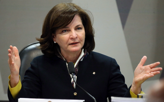 A futura Procuradora   Geral da República Dra Raquel Dodge (Foto:  Ailton de Freitas / Agência O Globo)