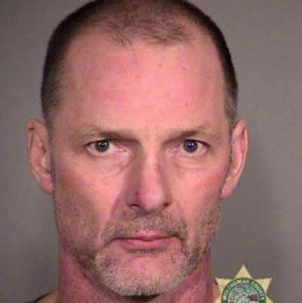 Herói em 2010, Mark Rothwell é acusado agora de roubo a banco (Foto: Multnomah County Sheriff's Office)