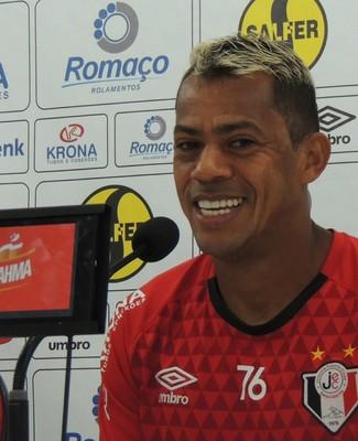Marcelinho Paraíba Joinville (Foto: João Lucas Cardoso)