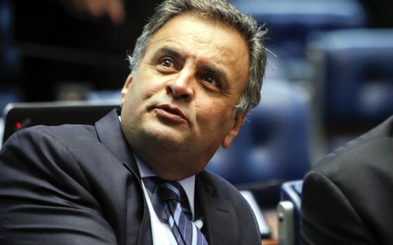 Senador Aécio Neves (Foto: Beto Barata/Agência Senado)