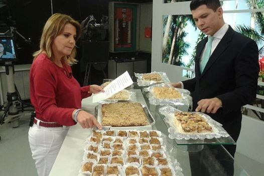 Receitas começam a ser mostradas nesta quarta-feira (Foto: RBS TV/Divulgação)