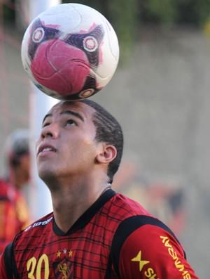 Jael - Sport (Foto: Aldo Carneiro)