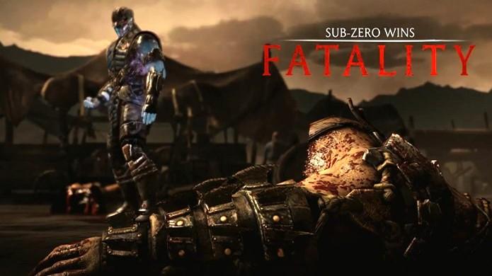 Sub-Zero e Scorpion foram os primeiros personagens confirmados em Mortal Kombat X (Foto: Softpedia)