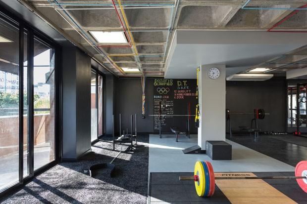 Arquitetura Nacional assina design de interiores de academia em Porto