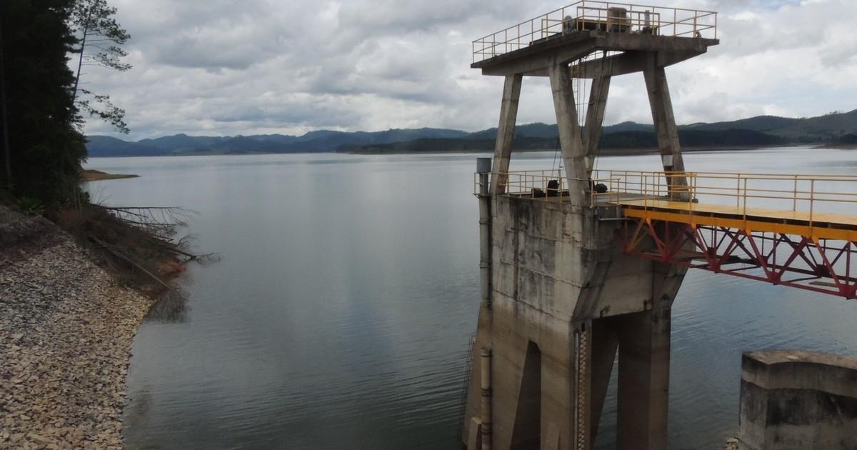 Chuva aumenta e nível de represas do Alto Tietê volta a subir 0,1% - Globo.com