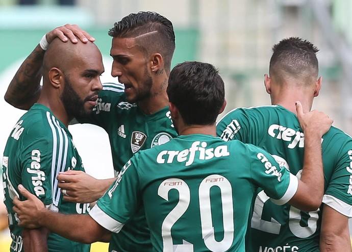 Palmeiras x Linense Alecsandro Rafael Marques (Foto: Cesar Greco/Ag Palmeiras/Divulgação)
