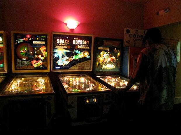 O universo arcade ganhará um museu só seu. A foto é ilustrativa (Foto: Flickr yaminie10)