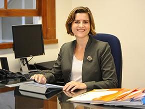 Francine Pena Póvoa de Melo Reis, superintendente educacional do Senac (Foto: Divulgação/ Simplesmente Retrato)