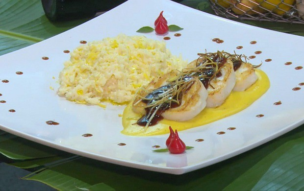 Cacoal realiza 12º Festival Gastronômico (Foto: Rondônia TV)