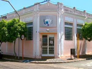 Prefeitura de Itirapina (Foto: Reprodução/ EPTV)