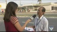 Vacinação contra febre amarela é realizada em Praia Grande, SP