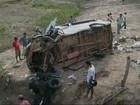 Vítimas de acidente com van foram sepultadas em Betânia, no Sertão