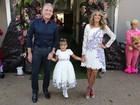 Rafaella Justus comemora 6 anos com festão em São Paulo