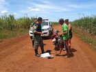 Polícia ambiental faz operação contra pesca irregular no Triângulo Mineiro