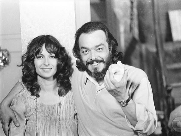 'Os Ossos do Barão' foi a única comédia escrita por Jorge Andrade (Foto: CEDOC TV Globo)