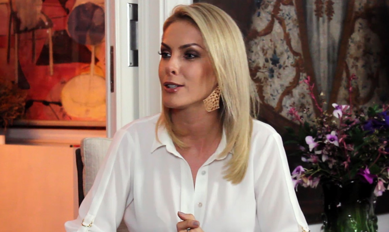 """Ana Hickmann fala sobre sua intimidade e revela: """"Eu que dei o primeiro beijo no meu marido"""""""
