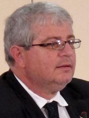Ricardo Trade Coletiva do COL em Brasilia (Foto: Thiago Dias)