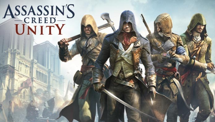 Assassin's Creed Unity é um dos destaques nos lançamentos da semana (Foto: Divulgação) (Foto: Assassin's Creed Unity é um dos destaques nos lançamentos da semana (Foto: Divulgação))