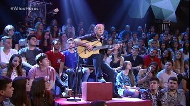 Toquinho canta 'O Caderno'