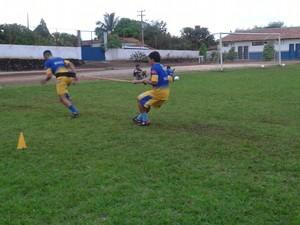 Marcos Paulo esteve na decisão do título em 2013 (Foto: Vilma Nascimento/ GloboEsporte.com)