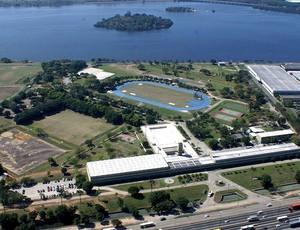 CEFAN instalações Jogos Militares (Foto: Divulgação)