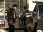 Polícia faz operação para combater tráfico de drogas em quatro estados