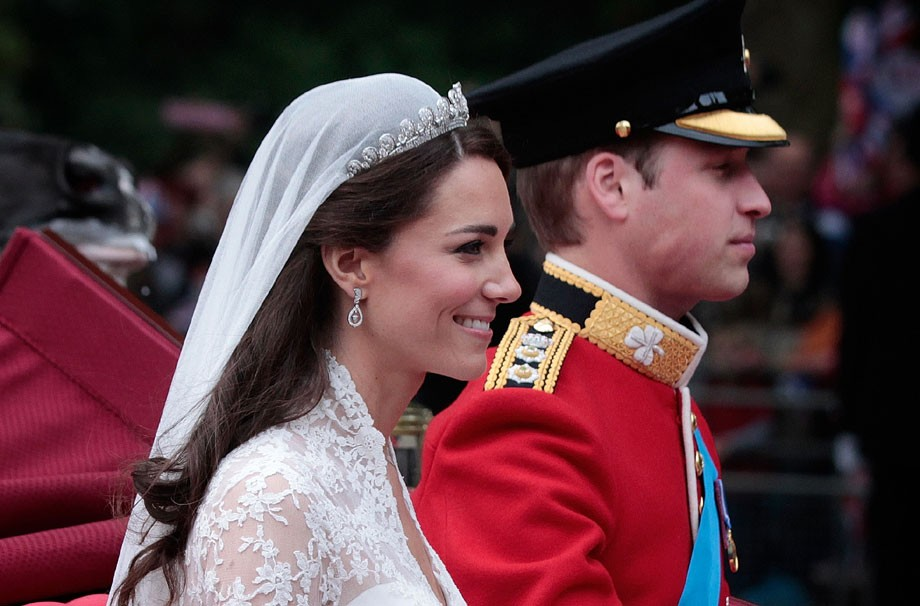 casamento kate (Foto: Getty Images)