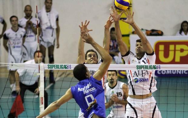 Monte Cristo x Olympico Superliga B (Foto: Divulgação/CBV)