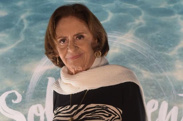 Laura Cardoso (Foto: Estevam Avellar/TV Globo )