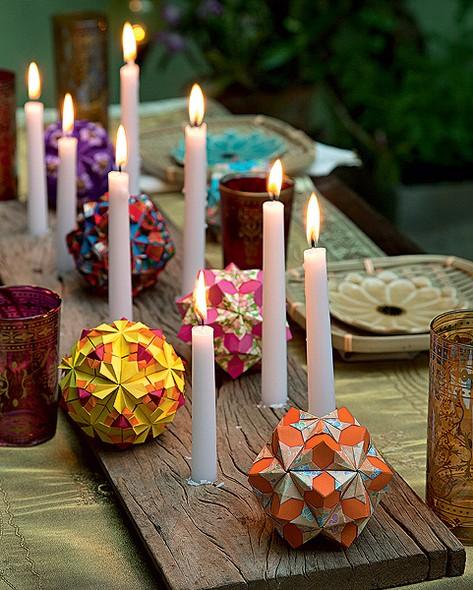 Velas na mesa casa e jardim galeria de fotos - Mesas japonesas ...